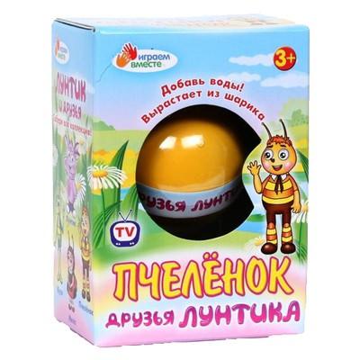 Домашний инкубатор «Пчелёнок — растущая игрушка»