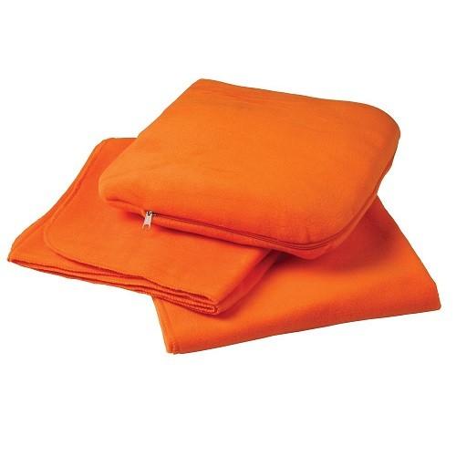 Плед-подушка путешественника