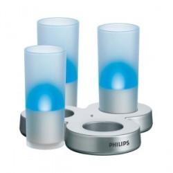 Светильник Philips Imageo CandleLights 3set Blue