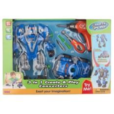 Игрушка Робот-трансформер (HAPPY KID)