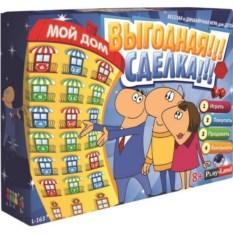 Настольная игра Выгодная сделка PlayLand