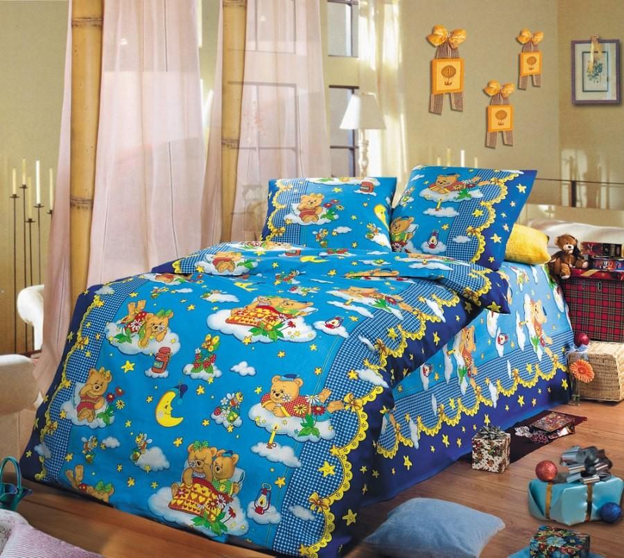 Комплект постельного белья Сладкий сон  (ясельный)