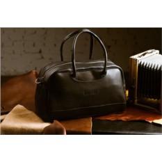 Черная дорожно-спортивная сумка Brialdi Diamante