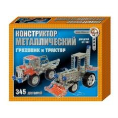Конструктор Грузовик и трактор