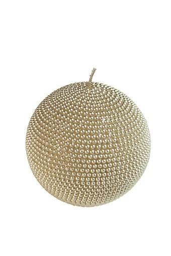 Свеча Жемчужина диаметр - 7,5 см