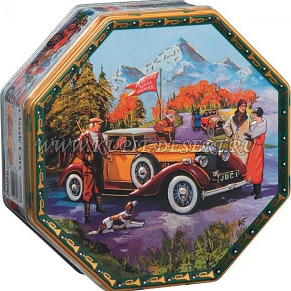 Печенье Машины с шоколадной крошкой Jacobsens Bakery 454 г