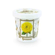 Набор для выращивания цветка Цинния