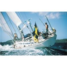 Путешествие на парусной яхте для 2-4 человек (3 часа)