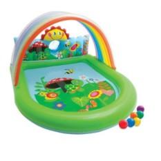 Надувной игровой центр Лето для детей от 3 лет