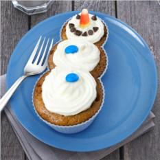 Форма для выпечки Снеговик
