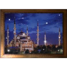 Картина с кристаллами Swarovski Большая Мечеть