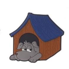 Магнит Собака в будке