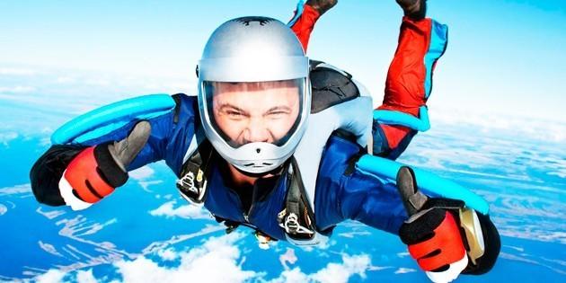 Сертифиат Курс прыжков с парашютом по программе AFF