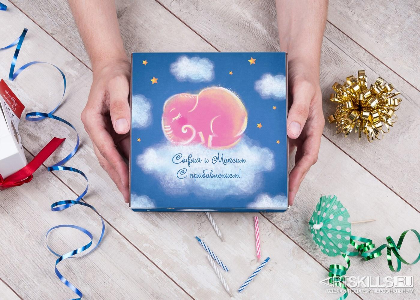 Именные подарки для детей фото
