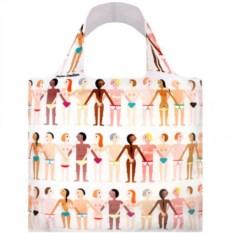 Складная сумка LOQI ARTISTS Sexy