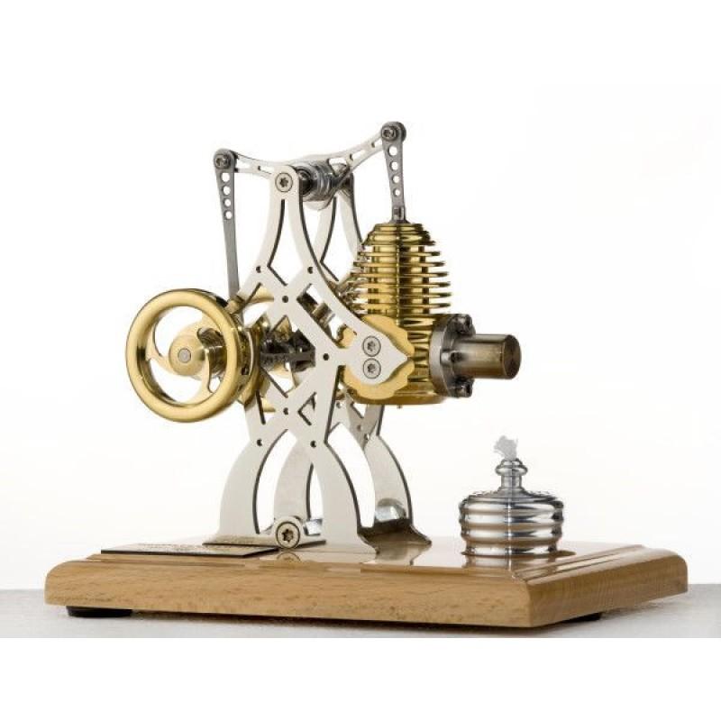 Двигатель Стирлинга HB25 – Little Bridge