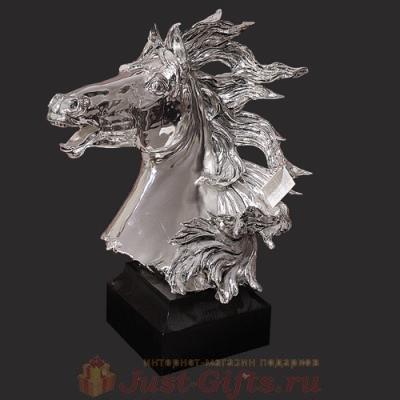 Скульптура Голова лошади