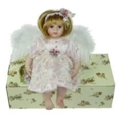 Коллекционная кукла Ангелочек