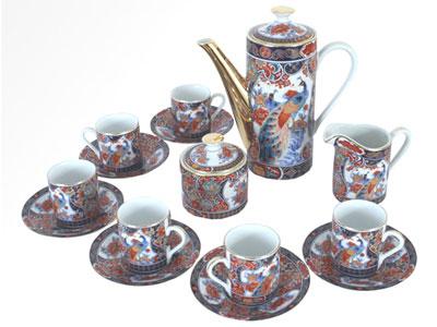 Набор для чая (6 персон)