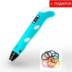 3D ручка Myriwell 2-го поколения и набор ABS пластика