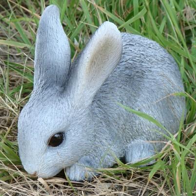 Фигура садовая «Кролик маленький»
