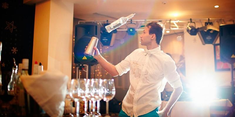 Сертификат Костюмированное бармен-шоу