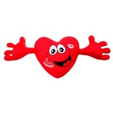 Подушка-релаксатор Сердечные обнимашки и целовашки