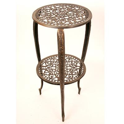 Столик из бронзы