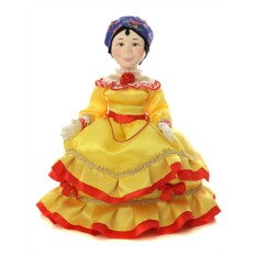 Кукла на чайник Сударыня