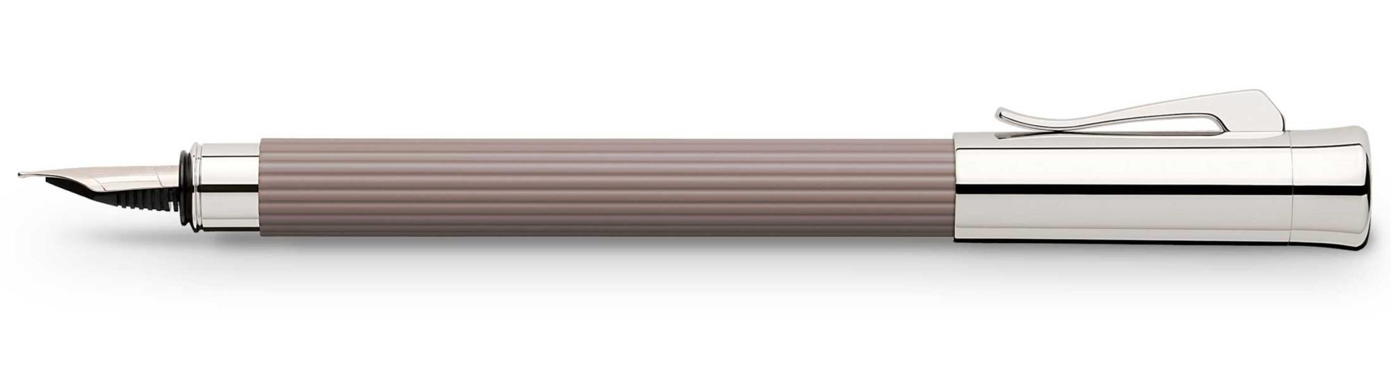 Перьевая ручка Graf von Faber-Castell Tamitio Taupe
