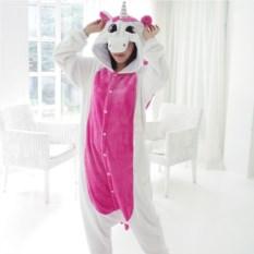 Кигуруми Розовый еддинорог
