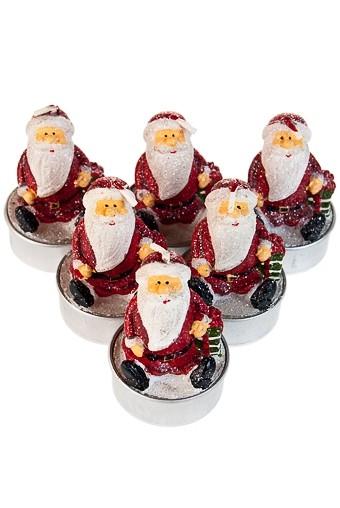 Набор свечей Деды Морозы с сюрпризом
