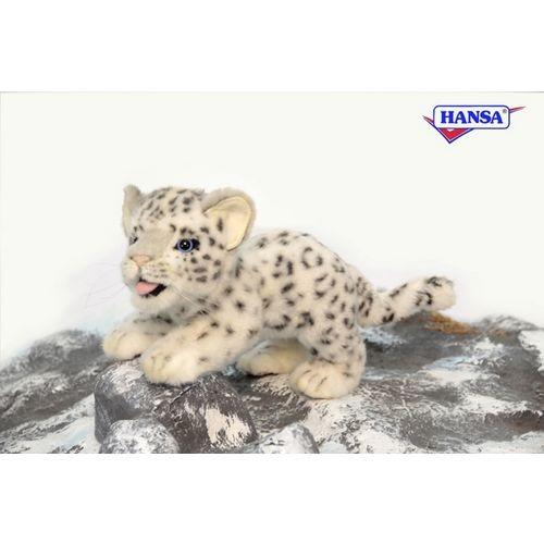 Мягкая игрушка Hansa Детеныш снежного барса