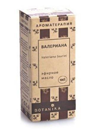 Эфирное масло Валериана