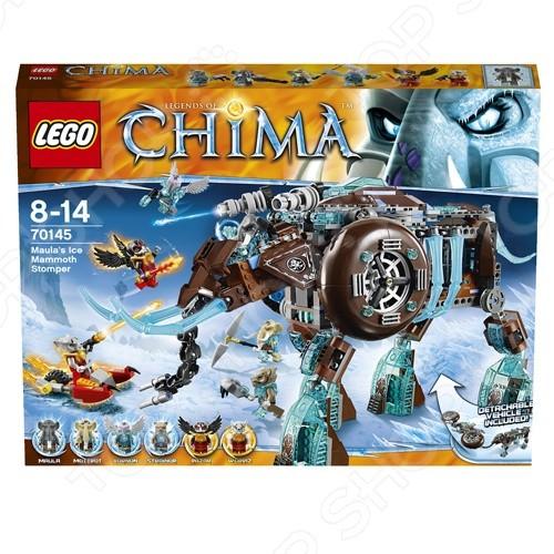 Конструктор - Lego - Ледяной мамонт-штурмовик Маулы