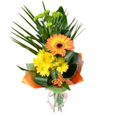 Букет цветов Солнечный зайчик