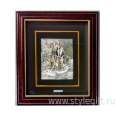 Картина Парусник (37х42 см)