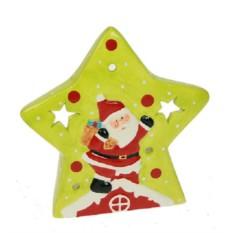 Рождественская сыечка Дед Мороз