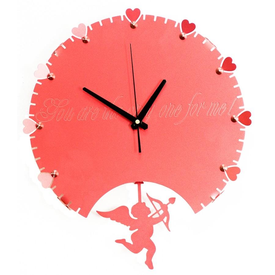 Часы Ангелочек