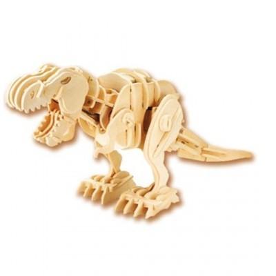 «Тиранозавр». 3D конструктор ( 104 детали )