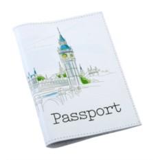 Обложка для заграничного паспорта Лондон