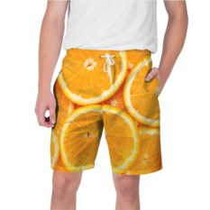 Мужские шорты Апельсин