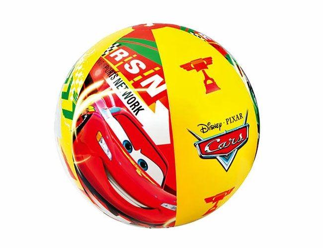 Детский надувной мяч Тачки, 61 см