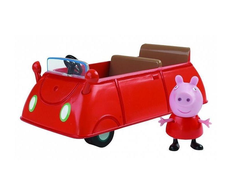 Игровой набор «Машина Пеппы», Peppa Pig