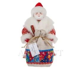 Кукла Дедушка Мороз с мешком