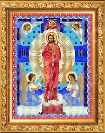 Набор для вышивания бисером «Воскресение Христово»