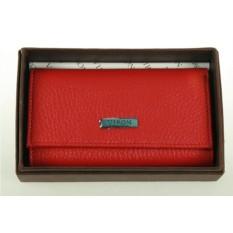 Красная ключница портмоне VIRON