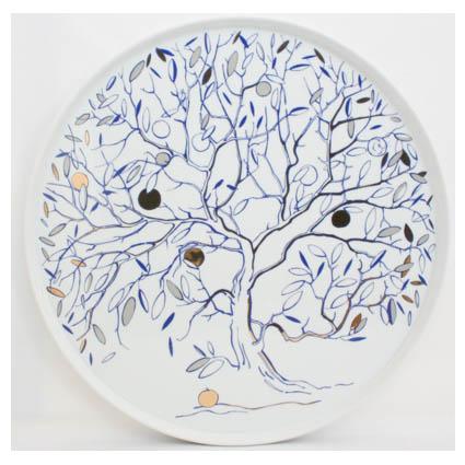 Тарелка «Яблоня»