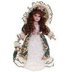 Фарфоровая кукла Наталия