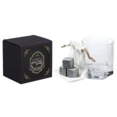 Именной набор для виски «Любителю виски»